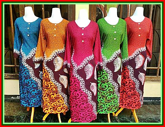 Zaheeda Paket 200 pcs Longdress